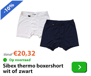 Thermo - sibex - thermo - boxershort