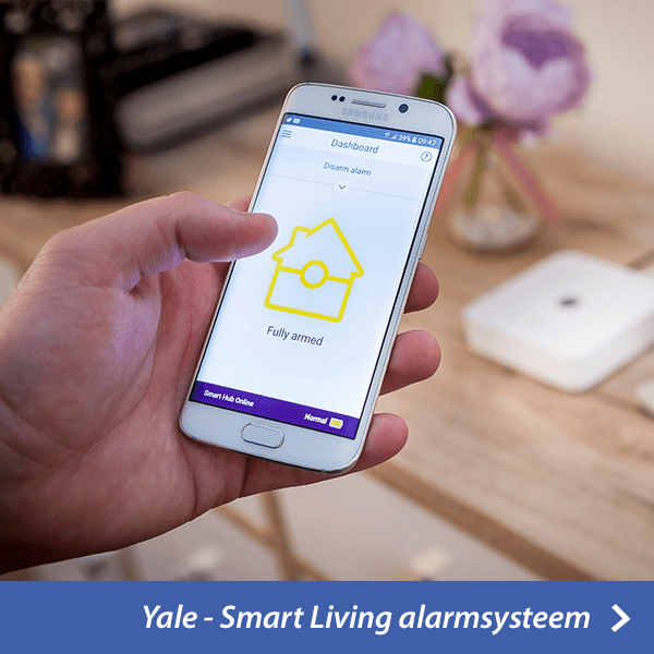 Yale smart living alarmsysteem